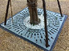 树脂复合护树板