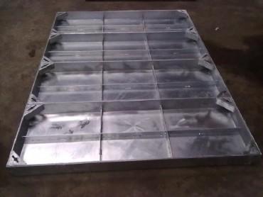 组合型不锈钢井盖