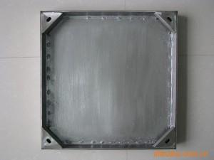 方形不锈钢铺装井盖
