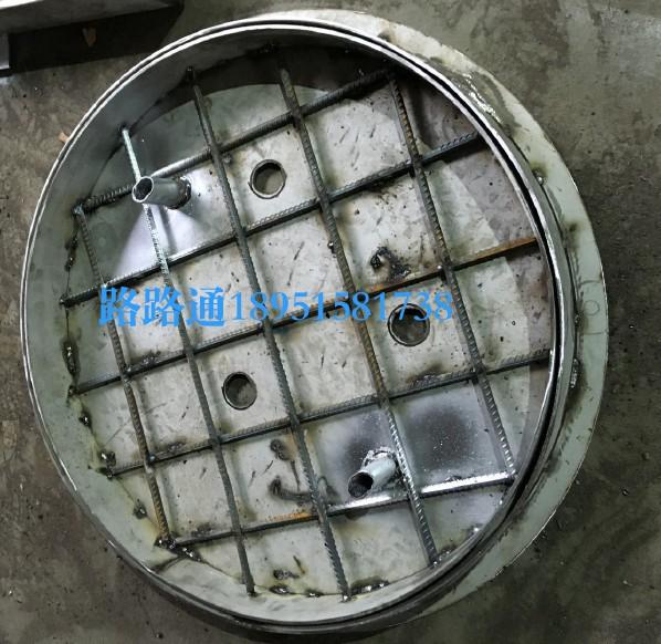 路路通不锈钢圆型井盖