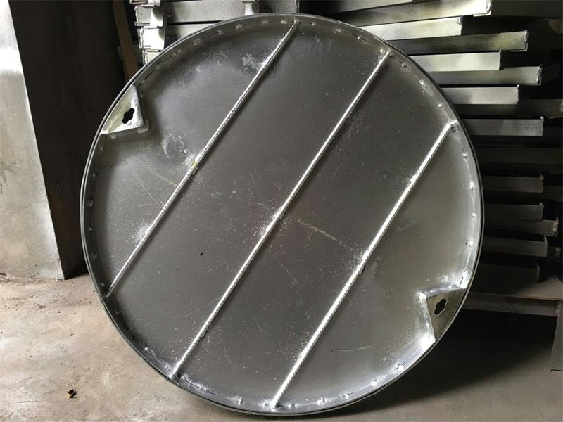 加强型不锈钢圆形井盖