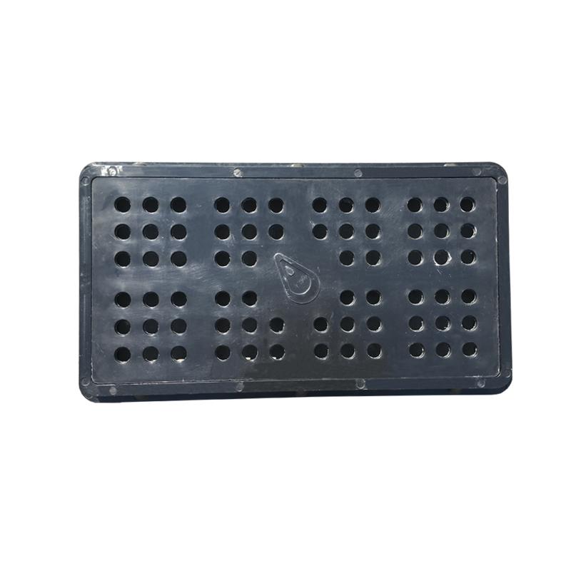 300*500*30圆孔防鼠盖板