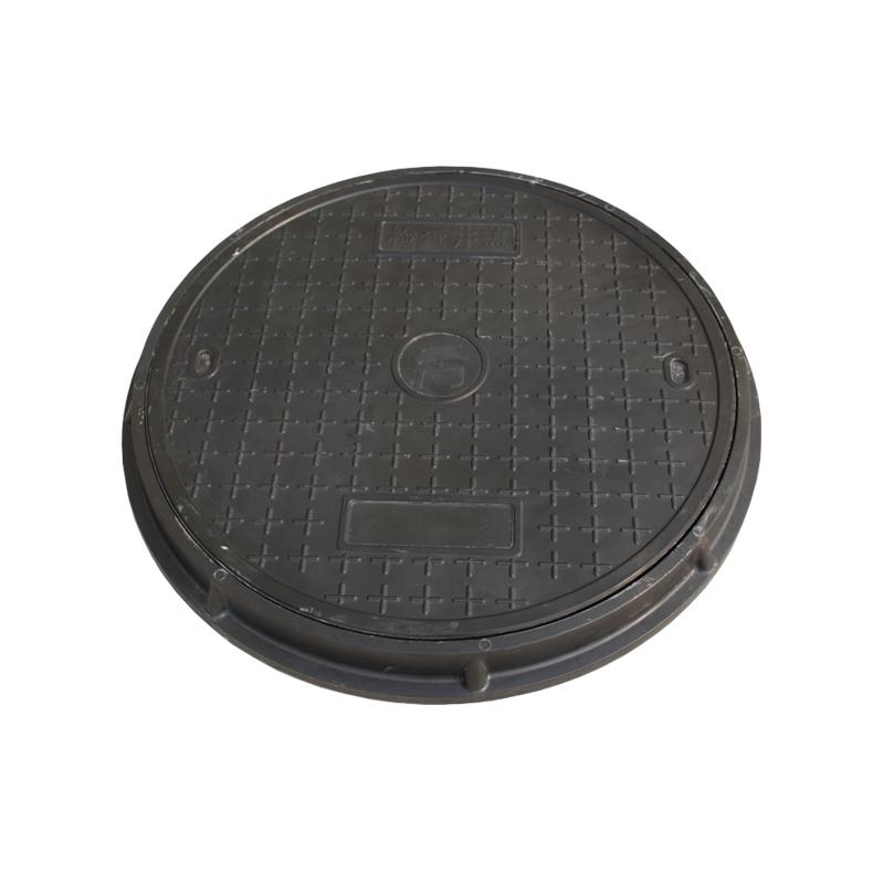 钢纤维水泥圆形井盖