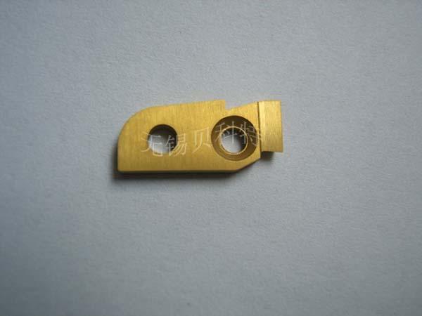 硬质合金表面涂层刀片