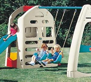【图文】河北儿童乐园的面积够吗_搭建淘气堡要一气呵成