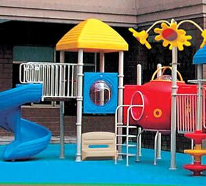 【方法】河北儿童滑梯选择材质很重要 幼儿园滑梯