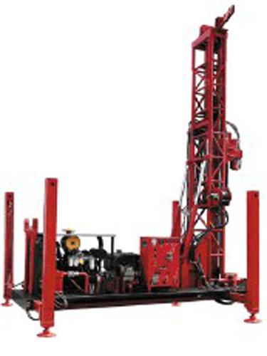 【汇总】液压钻井机的优势发展史 打井机的钻头要根据不同的地质结构来选择