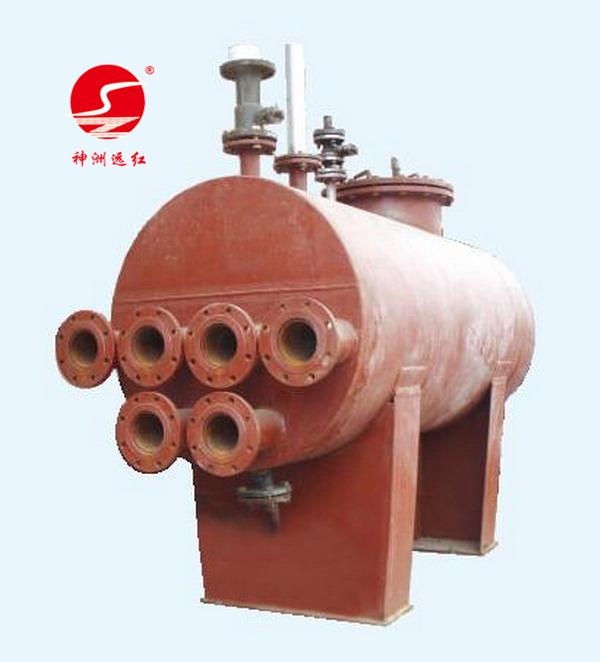 管状内插型远红外辐射导热油炉