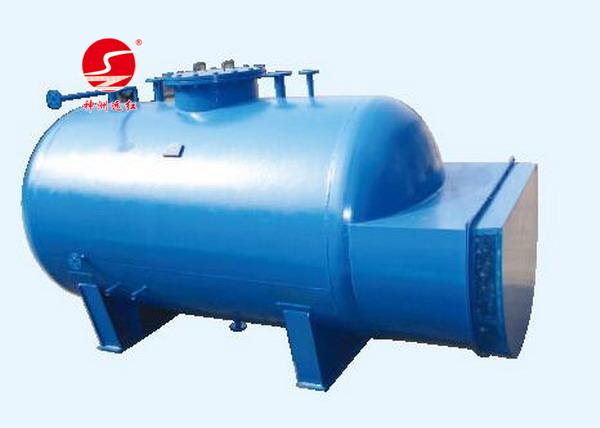 管状内插型远红外流体加热装置