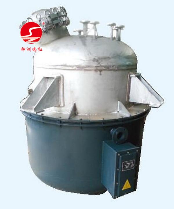 搪瓷釜用远红外加热装置