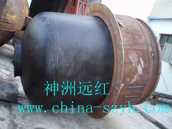 导热油加热反应釜改造成远红外反应釜