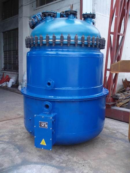 碳化硅远红外反应釜电加热器