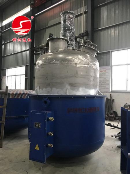 反应釜用碳化硅加热装置