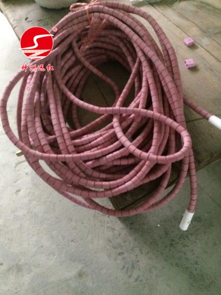 绳形加热器