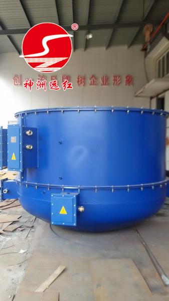 反应釜加热装置