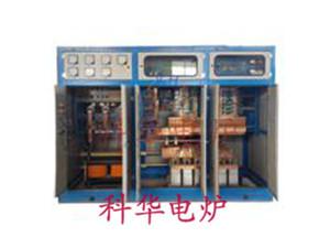 【图文】中频熔化炉之串联谐振双供电方法讲解 中频熔化炉工作原理分享
