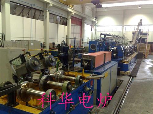 【新闻】中频熔化炉之串联谐振双供电方优点 中频熔化炉实现节能环保的原因
