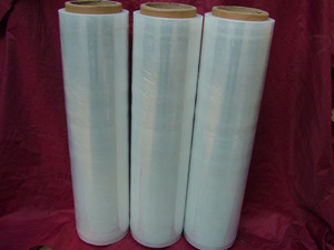 Hand wrapping film