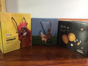 Egg tray color box