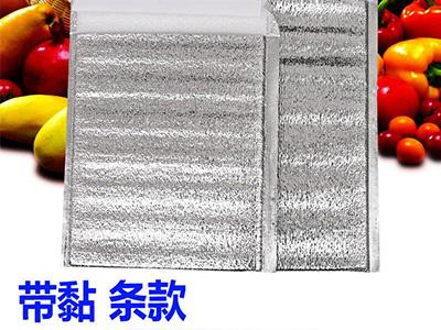 Thickened aluminum foil insulation bag