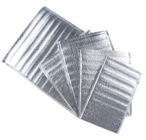 Aluminum foil vacuum insulation bag