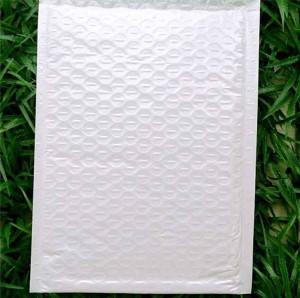 Composite pearl film bubble bag