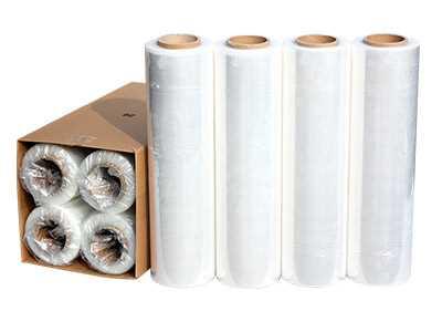 Stretch winding film manufacturer