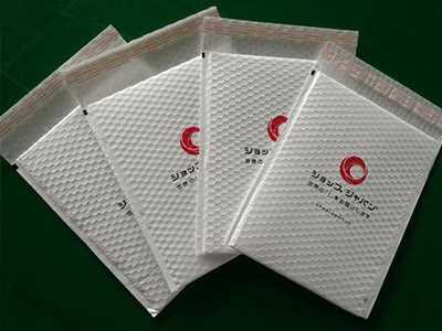Pearl film kraft paper bubble bag manufacturer