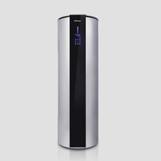 张家口空气能热水器家用一体机芬尼热水器优雅