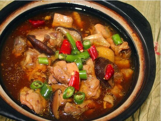 河南黄焖鸡米饭招商