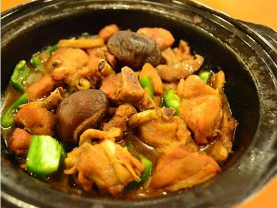 河南黄焖鸡米饭加盟
