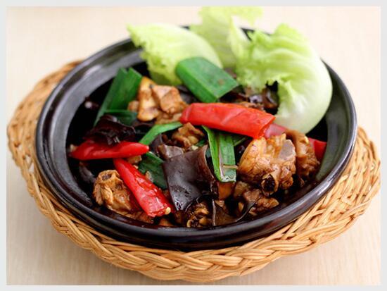 郑州黄焖鸡米饭