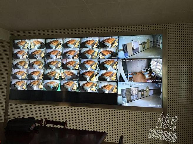 武漢監控立杆介紹監控電視牆的製作流程 監控係統故障的原因分析