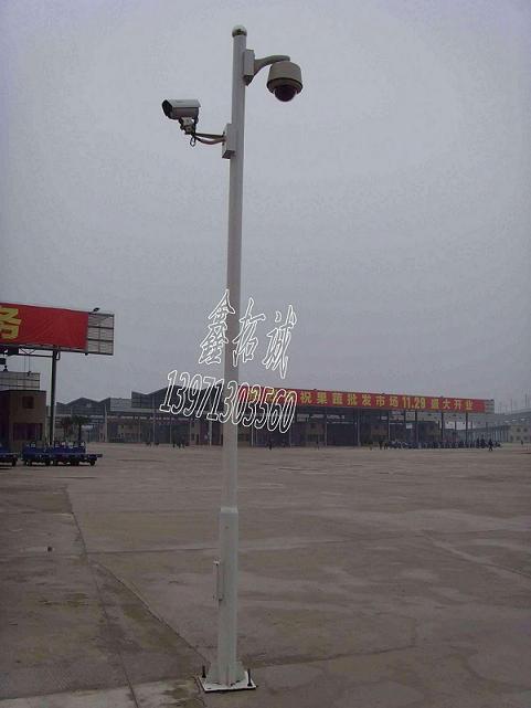 【图文】介绍监控立杆的位置选择_武汉监控立杆的生产标准是怎么规定的