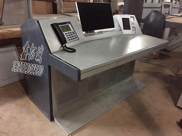 【圖文】監控室內配置操作台正確處理方式_介紹黃石監控操作台的組成和結構
