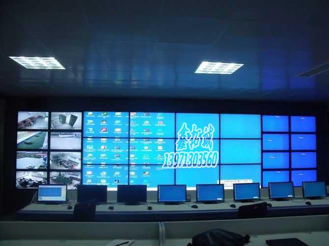 武漢監控電視牆