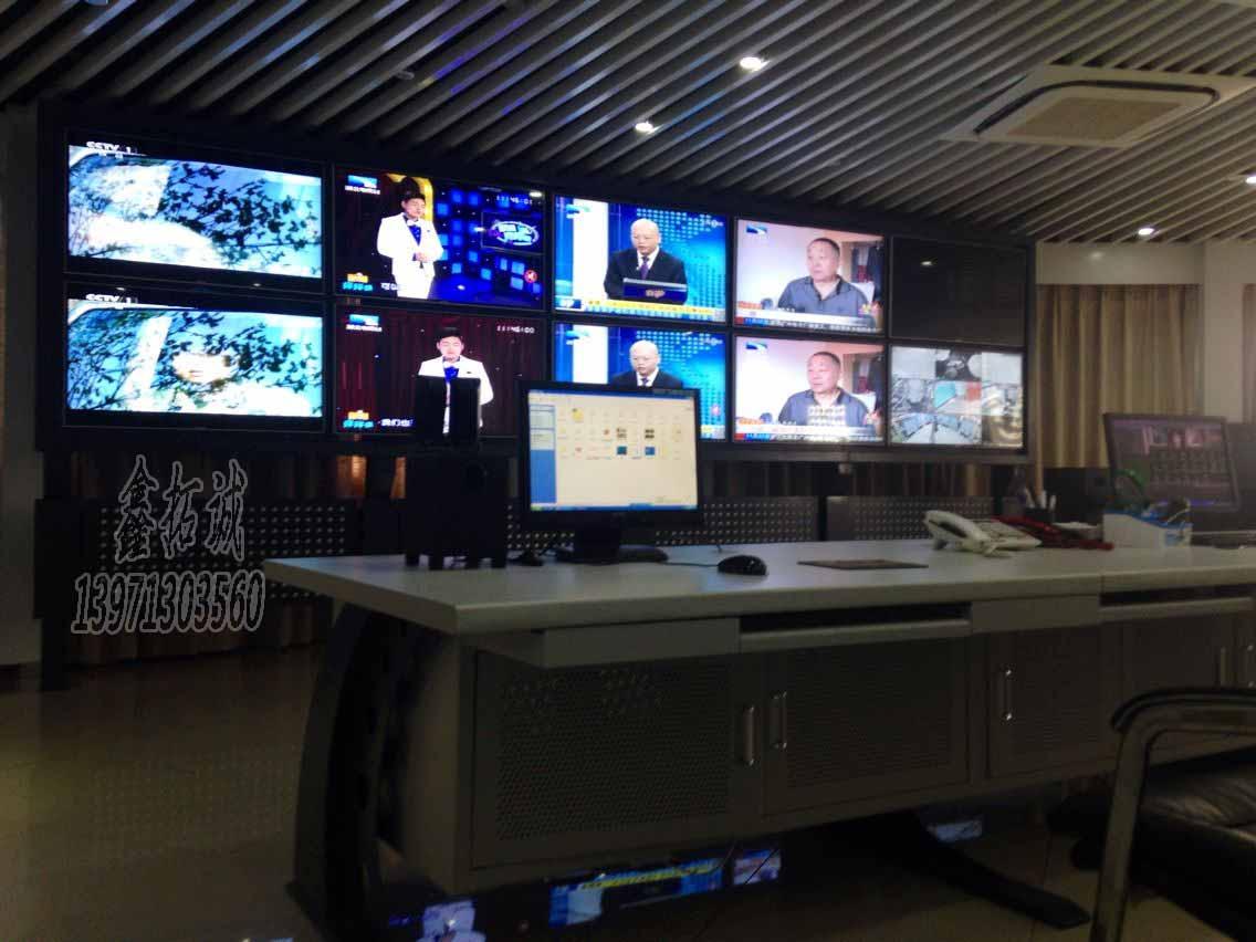 武汉电视塔监控电视墙
