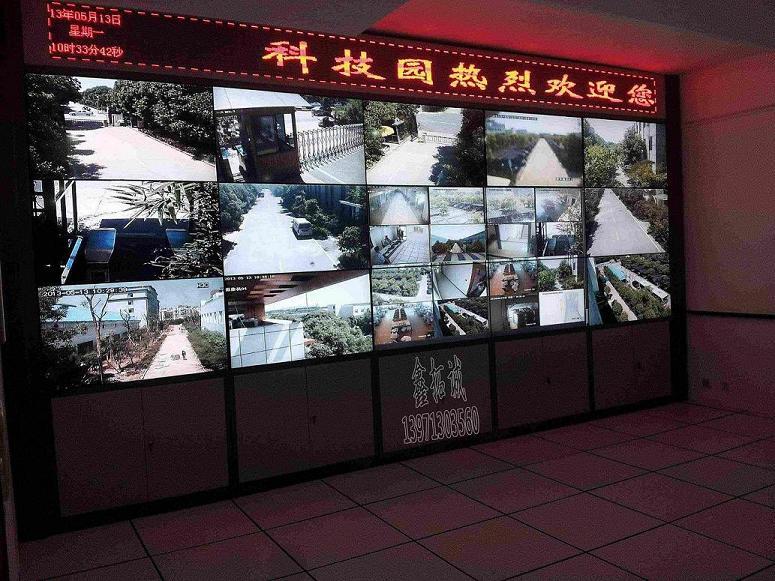 【图文】监控电视墙的制作流程分享_选择监控电视墙储存系统介绍