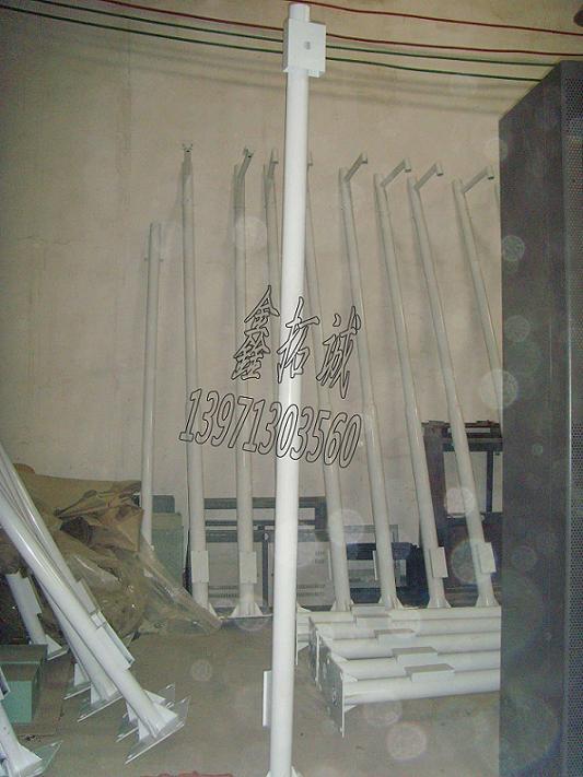 【技巧】監控立杆使用的注意事項 監控立杆製作要遵循的原則說明
