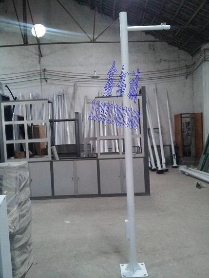 武汉监控操作台监控立杆的生产有哪些标准 怎样选择监控立杆的位置