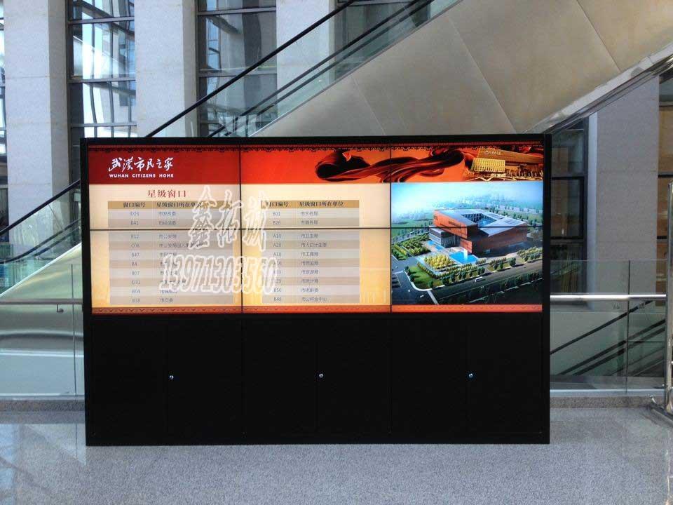 【圖文】監控電視牆的特性介紹_分享武漢監控電視牆的安裝技巧