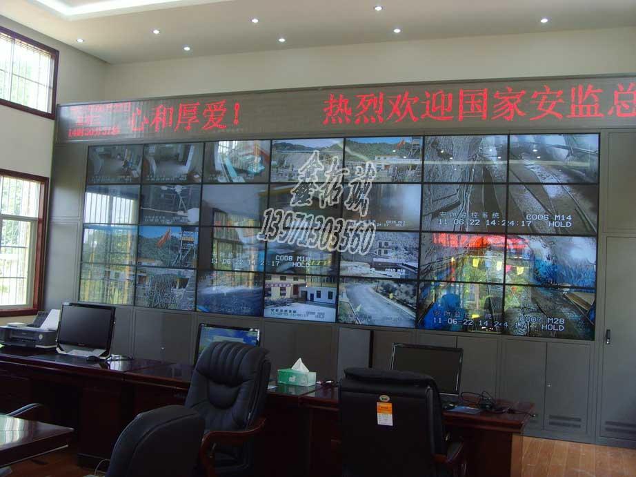 【图文】监控电视墙的材料特点_咸宁监控电视墙安装技巧有哪些
