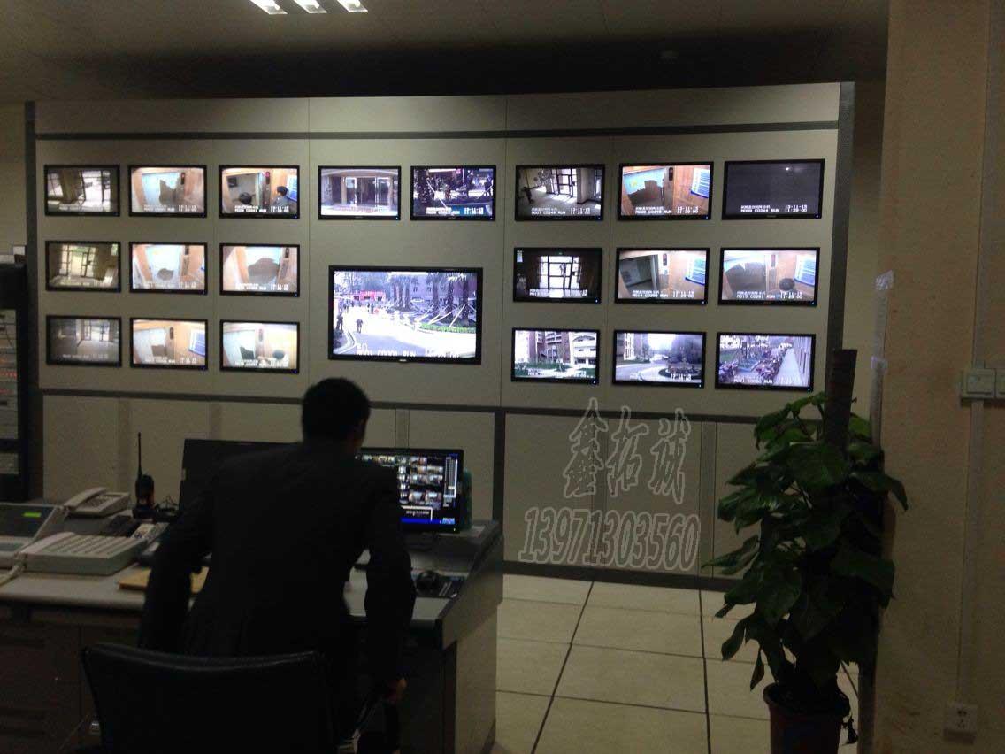 【圖文】監控電視牆的材料特點是什麽_保護電視牆的靜電措施介紹