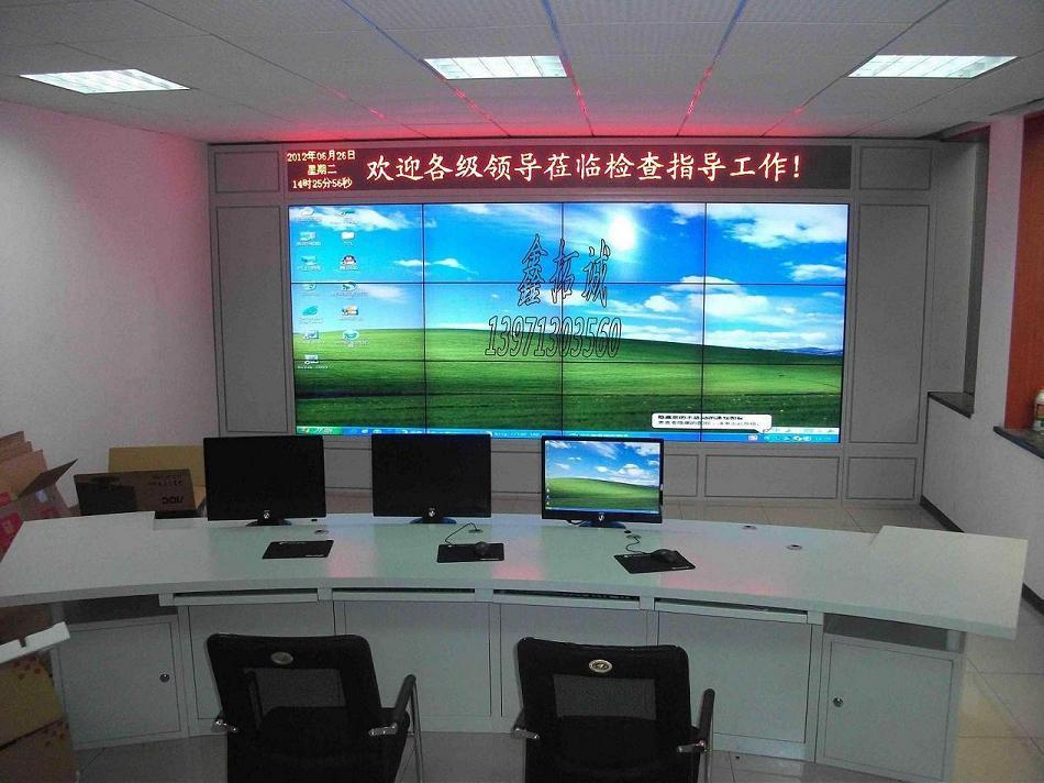 武漢監控電視牆定做監控電視牆的注意事項有哪些 介紹安裝視頻監控的技巧