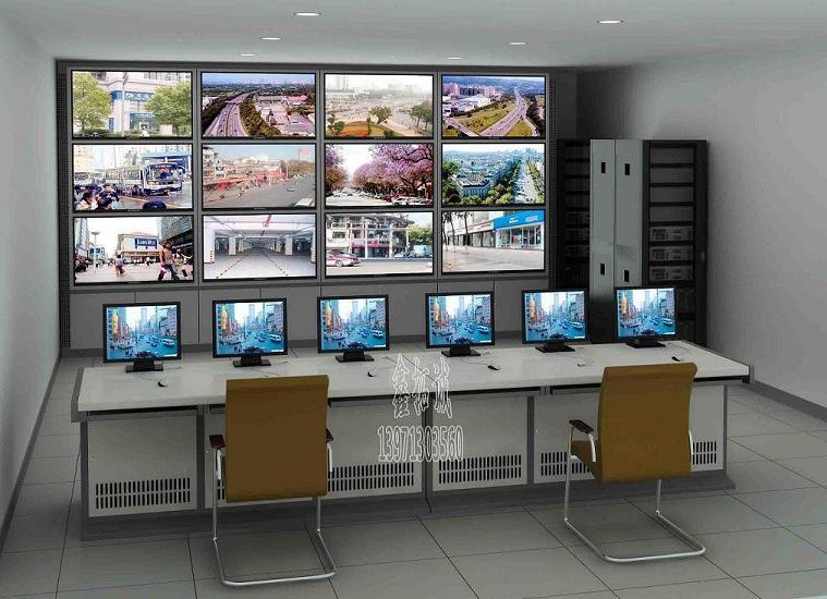 武汉监控操作台监控电视墙的作用是什么呢 关于视频监控的介绍