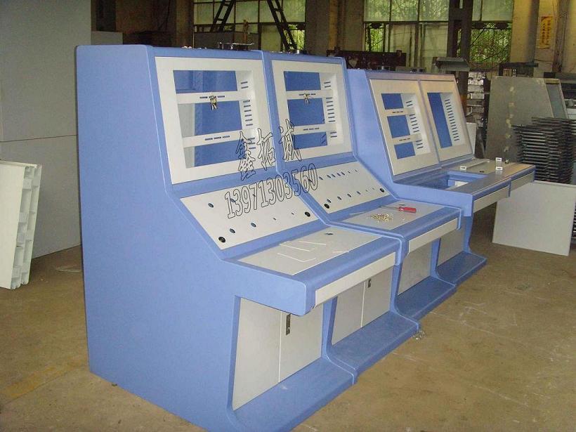 【图文】介绍操作台使用设计与布局_浅谈黄冈监控操作台的组成和结构