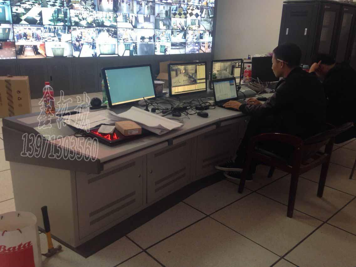 武漢監控操作台監控立杆製作要遵循的原則說明 如何是監控立杆固定