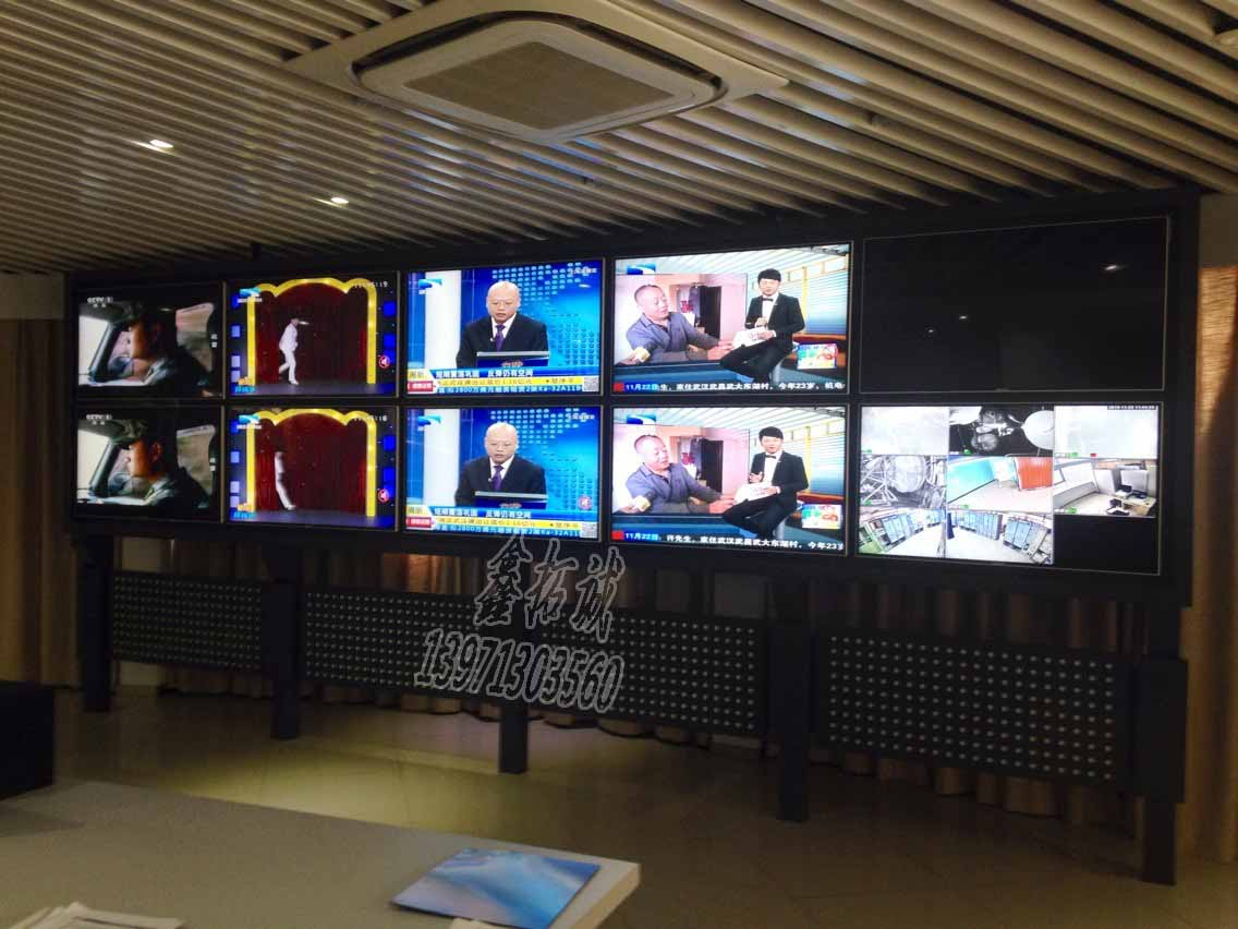 指挥中心电视墙