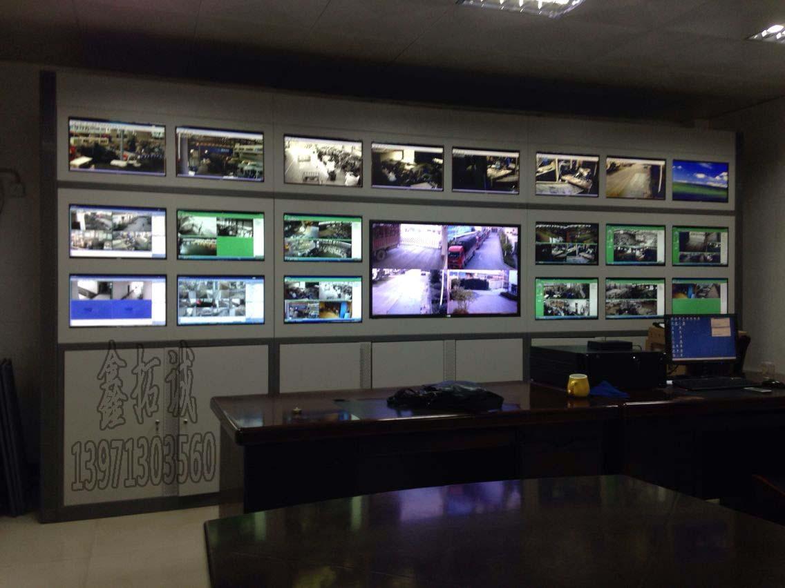 监控电视墙