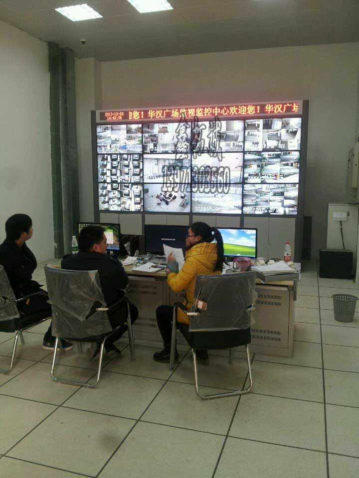 武汉监控立杆介绍电视墙的静电措施 告诉大家孝感监控电视墙安装技巧